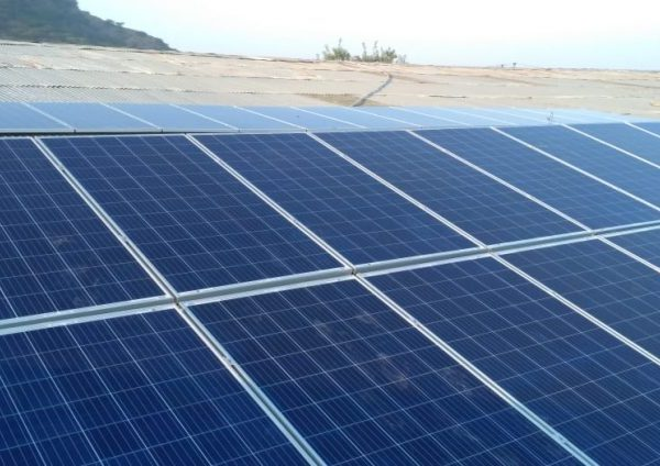 Anand Service System | Portfolio | Galaxy Solar Energy Pvt.Ltd