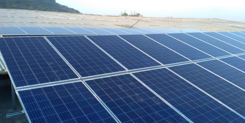 Anand Service System   Portfolio   Galaxy Solar Energy Pvt.Ltd