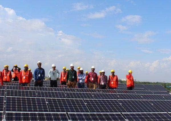 Madhav Netralaya | Portfolio | Galaxy solar Energy Pvt.Ltd