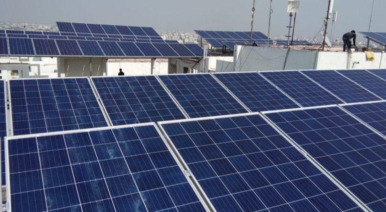 Purti Bazar | Portfolio | Galaxy Solar Energy Pvt.Ltd