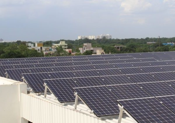 Ramsons | Portfolio | Galaxy Solar Energy Pvt. Ltd