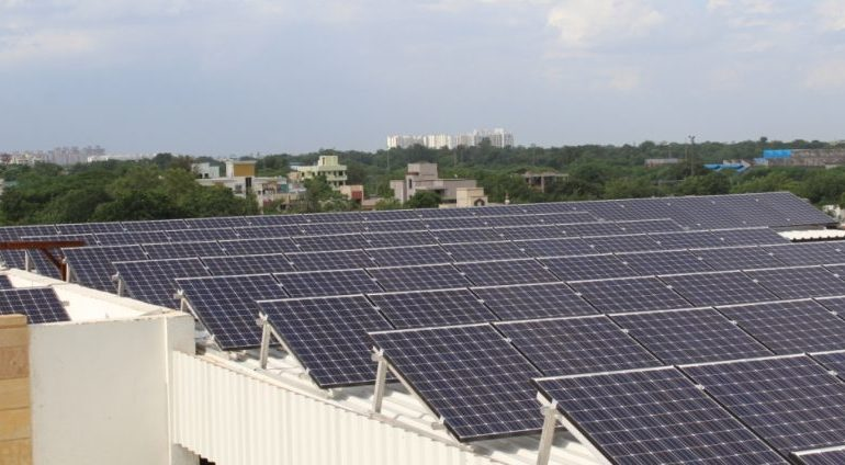 Ramsons | Portfolio | Galaxy Solar Energy Pvt. Ltd