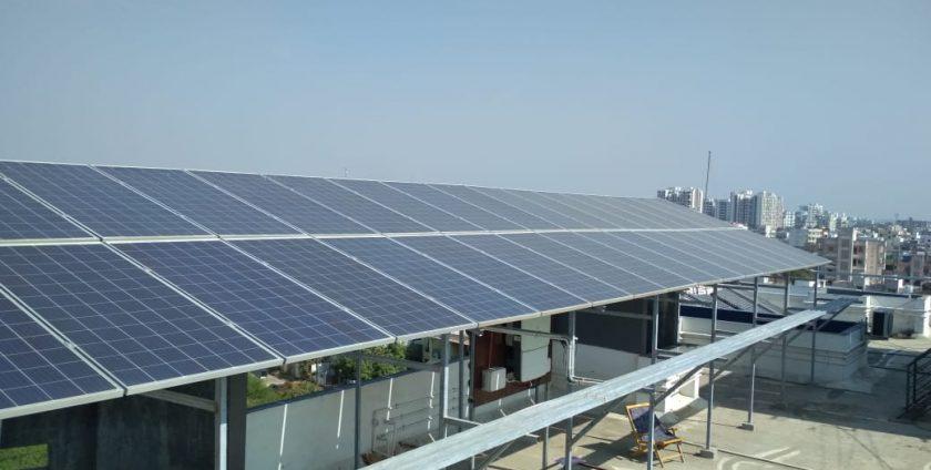 Max Sanman | Portfolio | Galaxy Solar Energy Pvt.Ltd