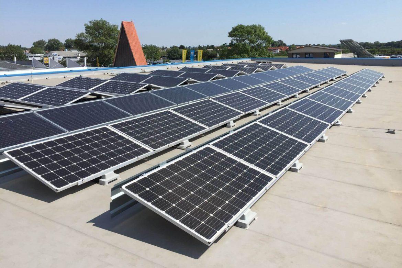 Solar Power Output